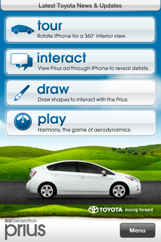 iPhone App Prius | iphone ...